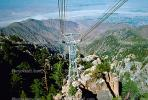 Steel Truss Pylon, tower, Palm Springs Aerial Tramway, VGTV01P02_03.0569