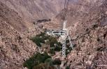 Steel Truss Pylon, tower, Palm Springs Aerial Tramway, Valley Station, Terminus, building, VGTV01P15_14