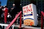 Rice-A-Roni, Union Square, Bell Ringing Contest, downtown, downtown-SF, VRCV01P11_13