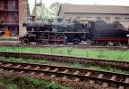 No. 216, 2-6-2, Railroad Tracks, Prairie Loco, Wuhan Hubei, China, April 1981, VRFV01P03_01