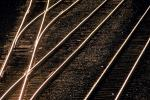 Rail Yard, Columbia River Basin, Railroad Tracks