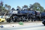 X2472, Southern Pacific Railroad, 4-6-2, SP 2472 Steam Locomotive, Pacific 231
