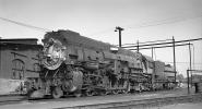 Southern Pacific, SP 4310, Mountain Class Mt-1 4-8-2, Skyline Casing, 1950s
