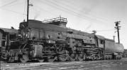 Southern Pacific, SP 4308, Mountain Class Mt-1 4-8-2, Skyline Casing, X4308, 1950s