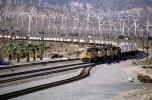 Union Pacific, west of Palm Springs