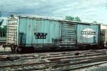 New York Central System Boxcar, Utica New York