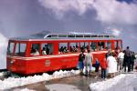 Passenger railcar, Manitou and Pikes Peak Cog Railway, June 1964, 1960's
