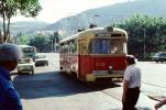 Trolley, Yerevan
