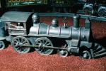 Metal Casting of a 4-4-0
