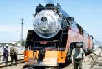 Southern Pacific Daylight Special, SP 4449, GS-4 class Steam Locomotive, 4-8-4, VRPV01P05_19.0168