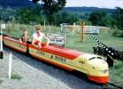 Miniature Railroad, The Strawberry Roan Gift Shop, Ride, Rideable Miniature Railway, Live Steamer, F-Unit