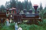 Shay Steam Locomotive, Vancouver Island, Wellburn Train, Duncan, 1963, 1960s, VRPV05P09_15