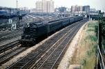 New York Central Electric #263, NYC, July 12 1961, 1960s