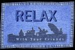 Relax with your friends, title, Denim, WGTV02P10_03