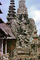 Stone Carving, Garuda, Hindu Shrine, temple, Island of Bali