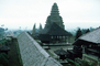 grass thatched huts, Hindu Temple, roofs, building, Pura Besakih, Sod, CADV01P12_06