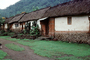 building, grass thatched roof, village, homes, path, Tenganan Bali, Sod, CADV02P01_01