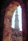 Qutab Minar Iron Pillar, 238 feet high, 379 steps, built in 1388, near New Delhi, 1950's, CAIV01P02_13.0626