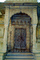 Door, Doorway, steps, arch, building, shrine, temple, Jaisalmir, Rajastan