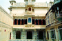 building, balcony, City Palace, building, Udaipur, Rajasthan