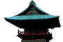 Pagoda, Shrine, building, Nikko, photo-object, object, cut-out, cutout, CAJV02P04_06.3338F