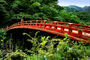 The Sacred Bridge (Shinkyo), Daiya River, Nikko, CAJV03P04_13