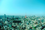 Tokyo Tower, Skyline, cityscape, buildings
