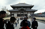 Great Buddha Hall, the largest wooden building in the world, T dai-ji, Nara, Todai-ji, Temple, largest wooden building