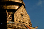 Swayambhunath Stupa, Gilded Gold, Sacred Place, Buddhist Shrine, temple, building, Kathmandu, CANV01P05_02.0630