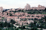 Buildings, Houses, Hill, cityscape, Jerusalem, CAZV02P03_09