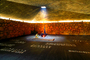 The Eternal Flame, Hall of Remembrance, Yad Vashem, Holocaust Commemoration Site, CAZV02P09_17
