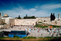 The Old City, Western Wall, Wailing Wall or Kotel, Jerusalem, CAZV02P13_15.3341