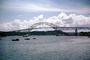 Bridge of the Americas, Steel through arch bridge, Balboa, Pacific Ocean, Panama