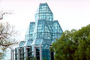 National Gallery of Canada, glass-encased building, landmark
