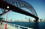 Sydney Harbor Bridge, Steel Through Arch Bridge, CDAV01P05_04