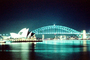 Sydney Opera House, Sydney Harbor Bridge, Steel Through Arch Bridge, CDAV01P05_18