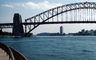 Sydney Harbor Bridge, Steel Through Arch Bridge, CDAV01P08_10