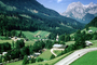 village, valley, bucolic, Rural, peaceful, Mountains