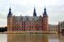 Frederiksborg Palace, national historic museum, Hillerod, Turret, Tower, Castle, CEDV01P10_16