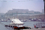 Hilltop, Hill, Fort, Citadel, Waterfront, Boats, Docks, Fog, Foggy, Buildings, Fort Saint-Nicolas de Marseille, Landmark