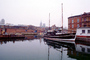Docks, Tower, Boats, Harbor, Building, Stralsund, CEGV04P10_05
