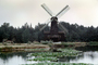 Windmill, Pond, Water, Lake, CENV01P08_06