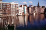 Canal, Water, Homes, Buildings, Amsterdam