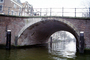 Bridge, Waterway, Arch, Brick, Amsterdam, CENV01P13_02