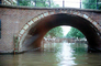 Bridge, Tunnel, Waterway, Arch, Canal, Amsterdam