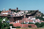 Citadel, fort, wall, homes, houses, red rooftops, Castle, turret, July 1974, CEOV03P03_16