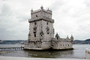 TORRE DE BELEM, building, tourist attraction, castle tower, Lisbon, CEPV01P04_11