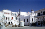windmill, homes, apartments, buildings, Mykonos, CEXV02P09_10