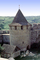 Castle, Tower, Building, Cone Roof, Khotin, CFUV01P03_05B