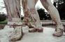 Feet, Legs, Pants, Shoes, Sculpture, Statue, Batumi, CGGV01P08_03